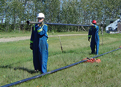 oil and gas well servicing
