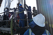 oil and gas well servicing Alberta